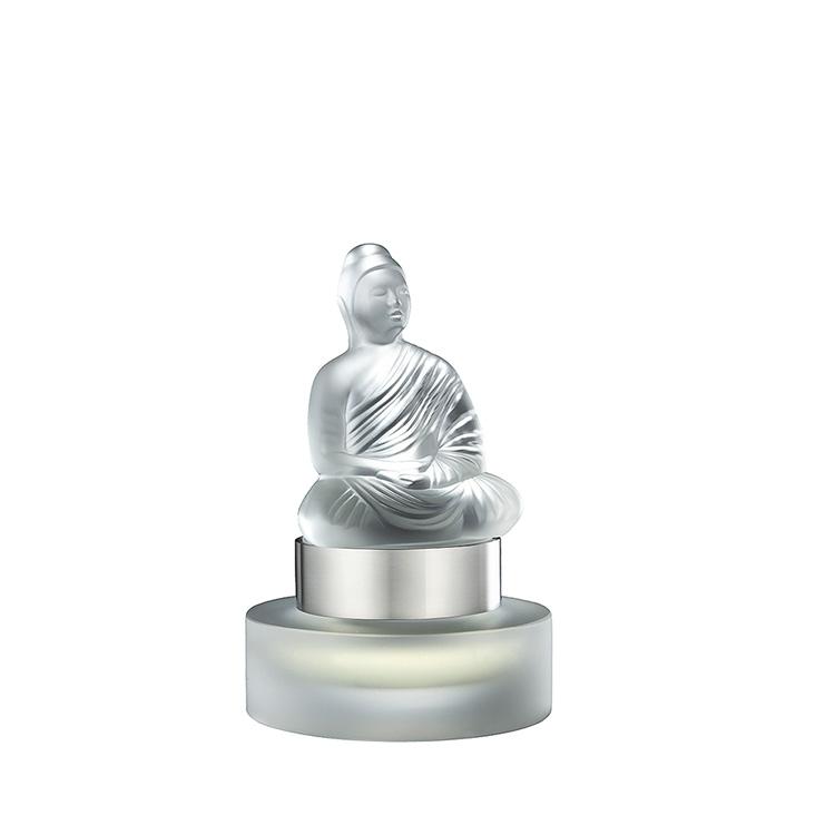 Collectible Crystal Flacon « Bouddha »