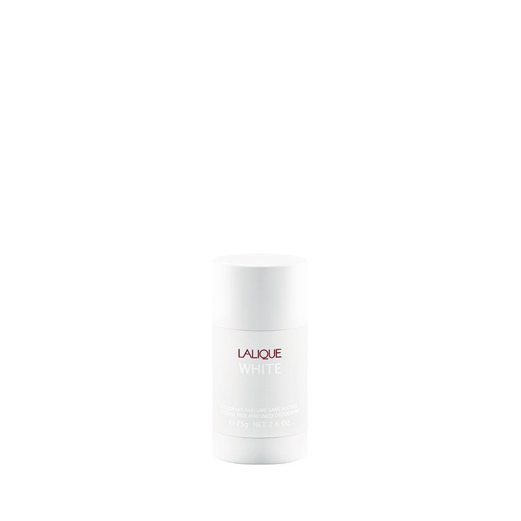 LALIQUE WHITE, Perfumed Deodorant Stick
