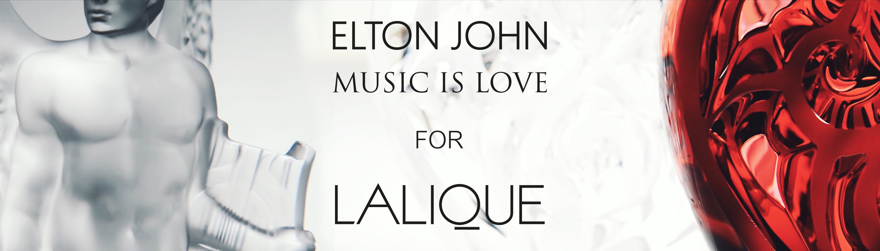 ELTON JOHN MUSIC IS LOVE