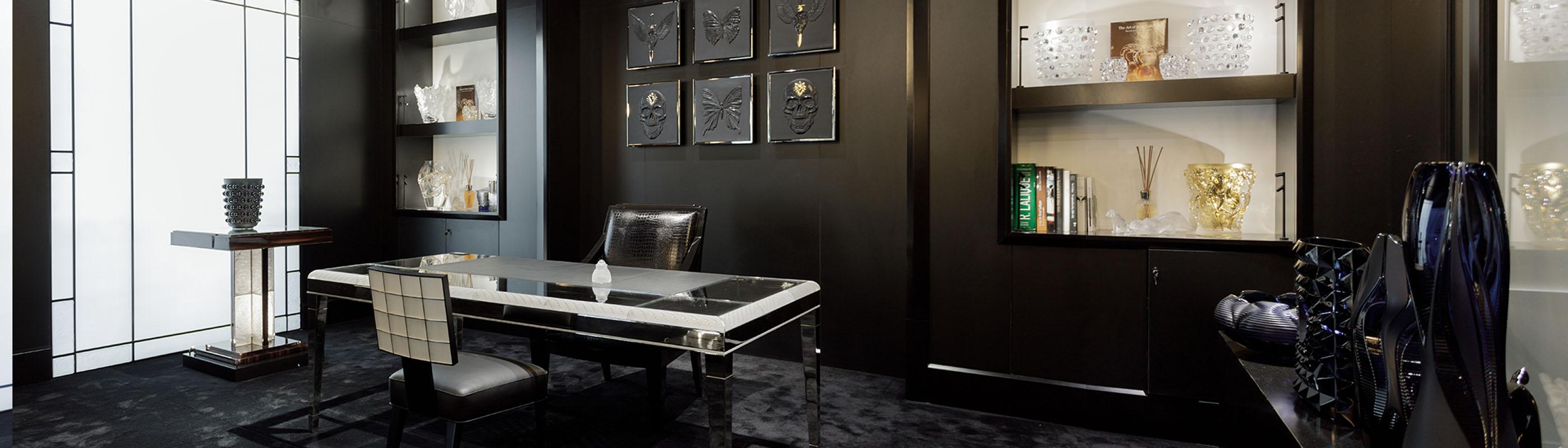 Signature collection - Pierre-Yves Rochon & Lalique